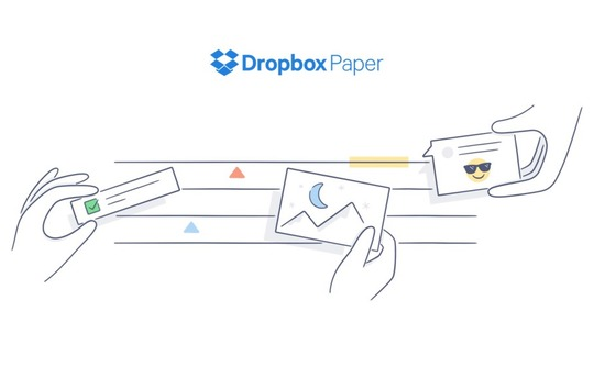 Dropbox Paper arriva in versione beta su Android e iOS