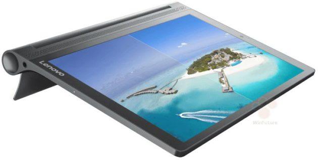 """Lenovo Yoga Tab 3 Plus: prime immagini del nuovo tablet da 10"""""""