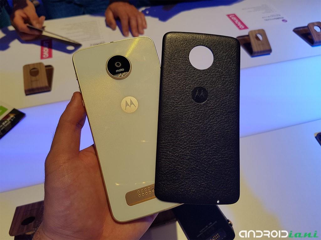 Motorola Moto M - uno schermo da 4.6 pollici secondo i benchmark