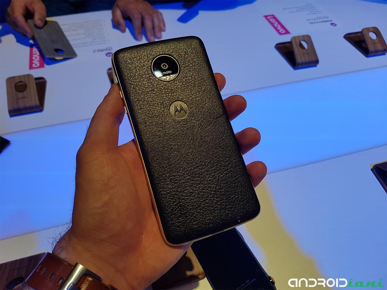 Moto Z e Moto G4 riceveranno Nougat nel Q4 2016