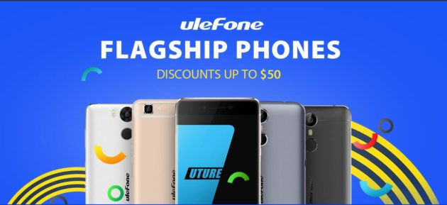 Ulefone Future in sconto su GearBest