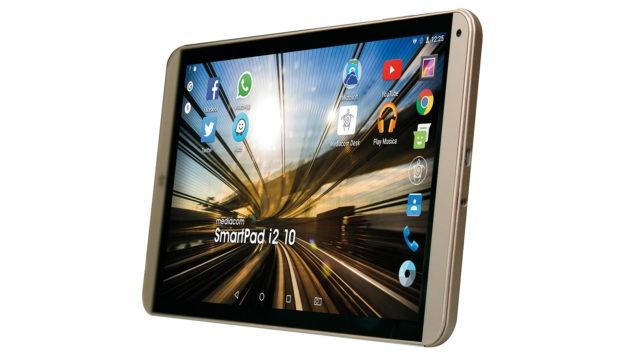 Mediacom SmartPad i2: svelata la nuova famiglia di tablet Android