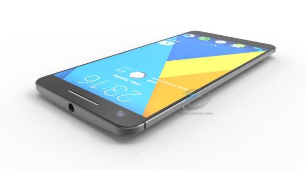 HTC Nexus Marlin: nuovi render basati sugli ultimi leak