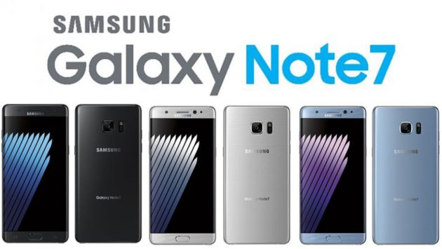 Samsung Galaxy Note 7 sottoposto al primo drop test