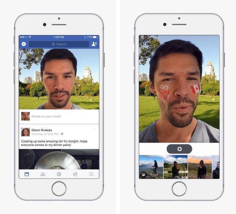 Facebook le parole lasceranno spazio a foto e video (1)