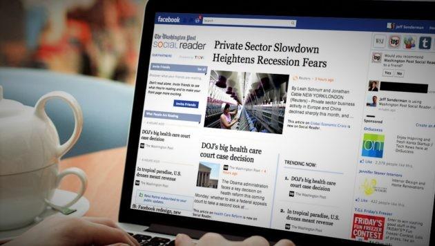 Facebook: meno