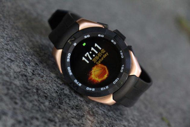 No.1 G5 , il nuovo smartwatch a basso costo con processore MT2502