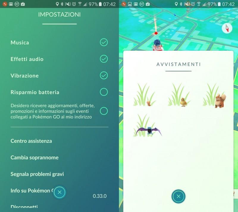 Pokémon GO nel nuovo update impedisce di giocare in auto