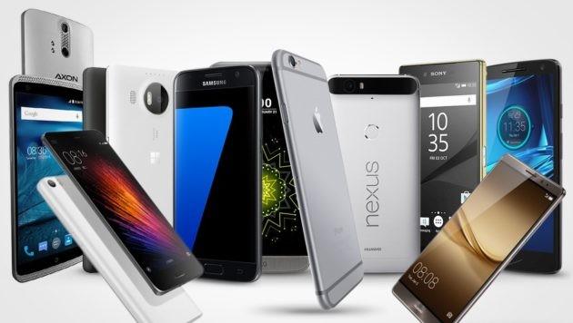 Smartphone: mercato in leggera crescita, tranne che per iPhone