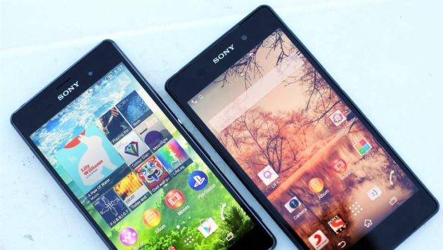 Sony: nuovo aggiornamento per Xperia Z2 e Xperia Z3