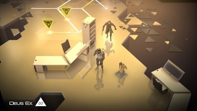 Deus Ex GO è ora disponibile sul Google Play Store