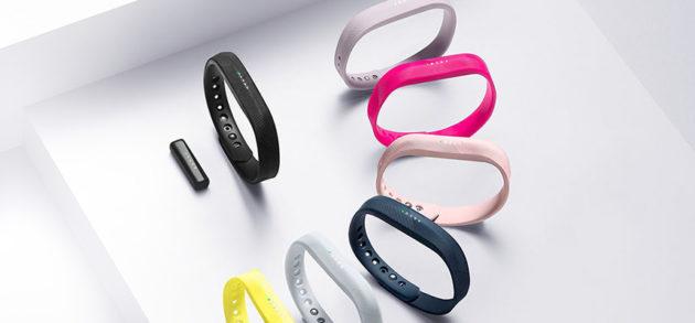 Fitbit svela i nuovi fitness tracker Fitbit Charge 2 e Fitbit Flex 2