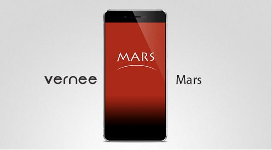 Vernee Mars in arrivo a Novembre