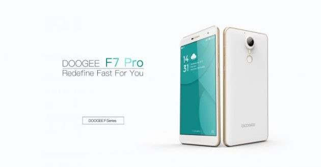 Doogee F7 Pro ufficiale: SoC Helio X20, display FHD da 5.7