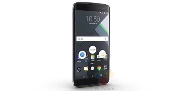 BlackBerry DTEK60: pubblicati i primi press render