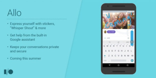 Google Allo: il nuovo messenger di Big G in arrivo il 21 Settembre