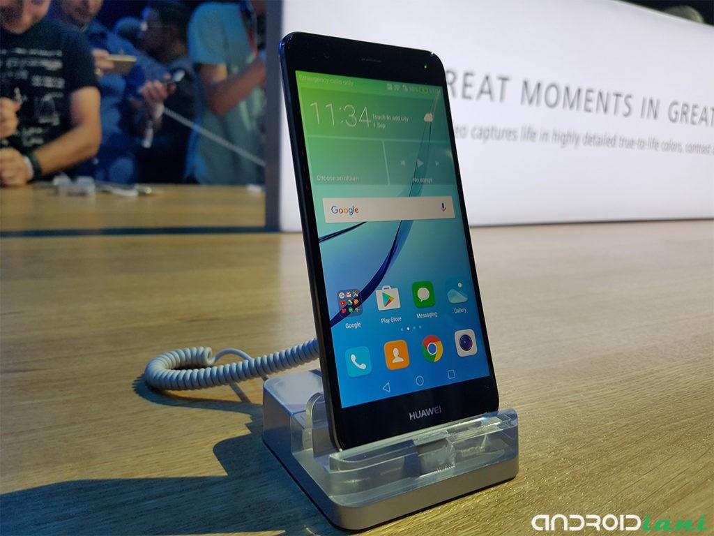IFA 2016: ecco Huawei Nova e Nova Plus, smartphone di fascia media