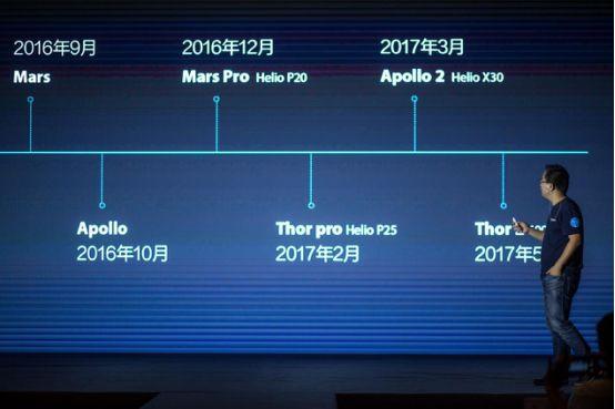 Vernee Apollo 2 sarà dotato del nuovo Mediatek Helio X30