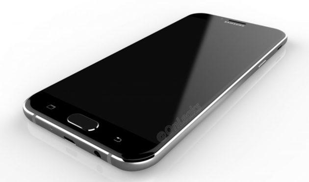 Samsung Galaxy A8 2016: spuntano in rete alcuni render