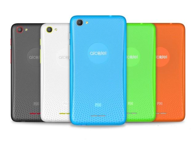 Alcatel Pixi 4 Plus Power: svelato lo smartphone con batteria da 5000mAh