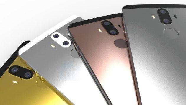 Huawei Mate 9 con fotocamera da 20 MP e processore Kirin 960?