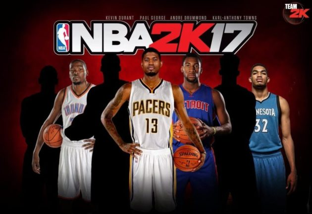 NBA 2K17 disponibile sul Google Play Store