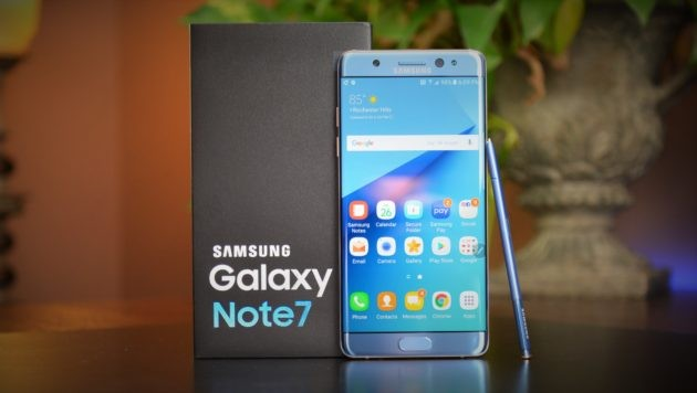 Note 7 FE sold out in Corea del Sud
