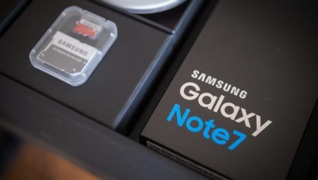 Samsung Galaxy Note 7: vendite a partire dal 28 settembre