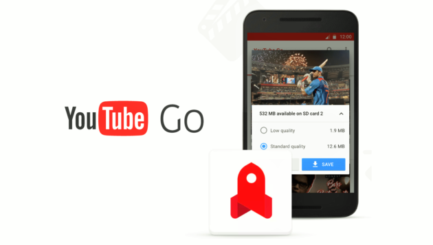 Youtube Go: finalmente sarà possibile guardare i video offline