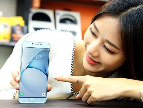 Svelato il nuovo Samsung Galaxy A8 (2016)