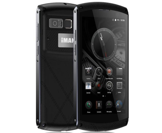 iMan Victor, lo smartphone con 3 GB di RAM e la scocca