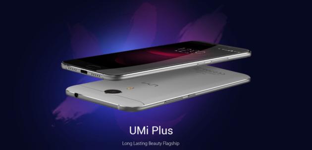 Umi Plus: pre-ordini a prezzo scontato su Tomtop