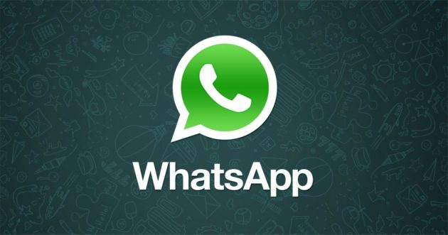 WhatsApp: emoji e testo su immagini e video