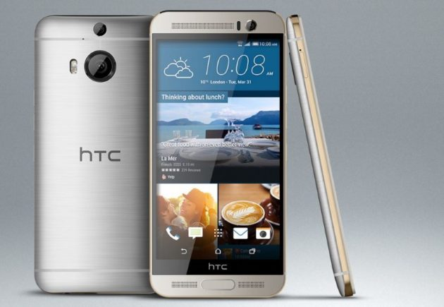 HTC One M9+ riceve l'aggiornamento ad Android 6.0 Marshmallow