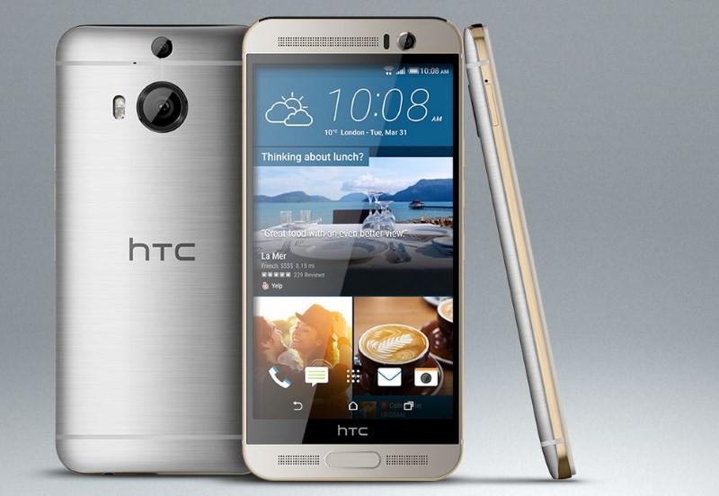 HTC One M9+ riceve l'aggiornamento ad Android 6.0 Marshmallow