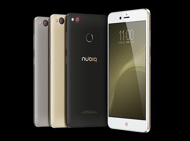 """Nubia Z11 Mini S ufficiale: display FHD da 5.2"""", Snapdragon 652 e 4GB di RAM"""
