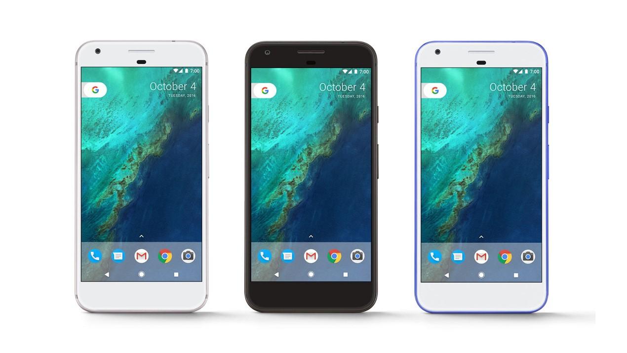 Google Pixel: DigiTimes prevede 3/4 milioni d'unità vendute nel 2016