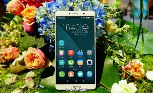 Huawei Mate 9: conferme sulla doppia camera 20+12MP