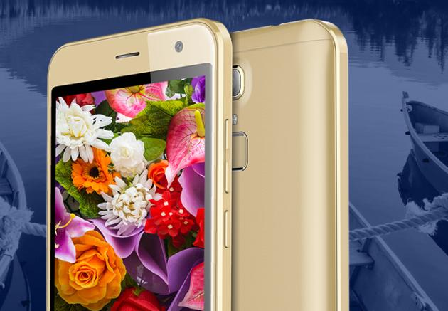Intex Aqua S2, smartphone low cost con lettore di impronte digitali