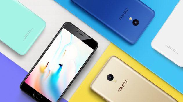 Meizu M5 ufficiale: corpo in policarbonato e 3GB di RAM a 120€