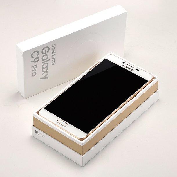 Galaxy C9 Pro ufficiale: il primo smartphone Samsung con 6 GB di RAM