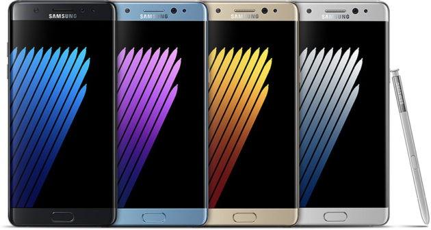 Galaxy Note 7R riceve la certificazione bluetooth