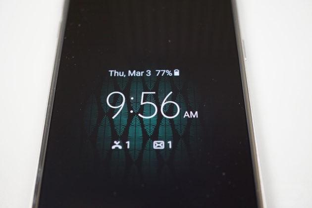 Galaxy S7: Always On Display si aggiorna con nuove funzionalità