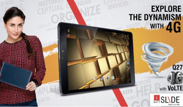 iBall Q27 è il nuovo tablet di fascia media della compagnia indiana