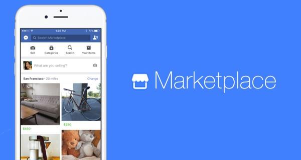 Marketplace è la nuova piattaforma di Facebook per gli acquisti online