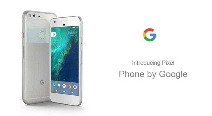 Presentazione Google Pixel: segui la diretta dalle 18 su Androidiani