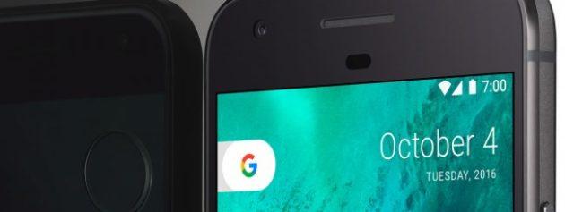 Pixel e Pixel XL non sono water-resistant perchè Google