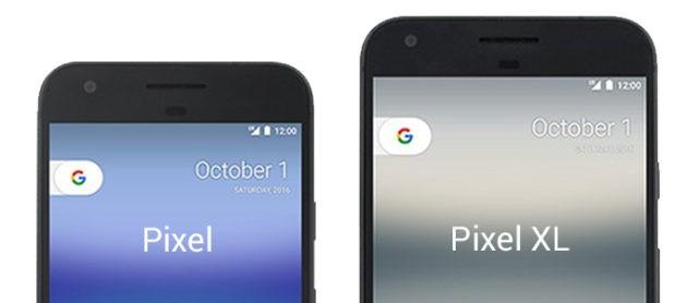 Google Pixel: tagli da 32GB e 128GB e nuovo render 3D