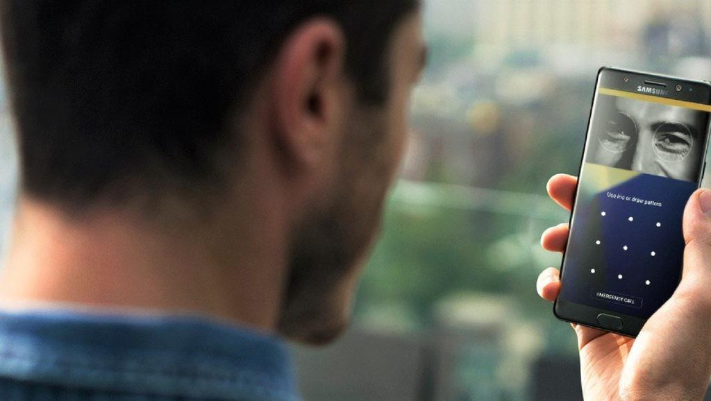 Galaxy S8 in arrivo con scanner dell'iride e doppia fotocamera