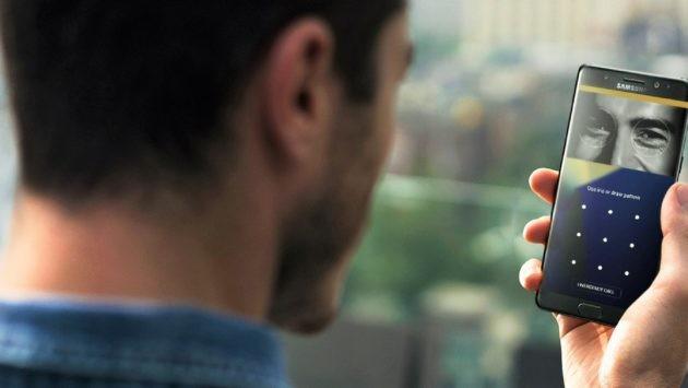 Galaxy S9: sensore 3D per il riconoscimento facciale